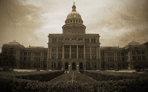 Austin, Texas State Capitol Building